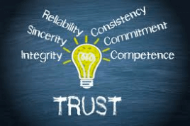 What builds Trust? It may not be what you think!