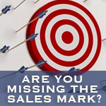 Are you missing the sales mark? Prospects vs. Customers