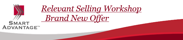 Relevant Selling Workshop – Brand New Offer