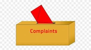 Complaints, Please?