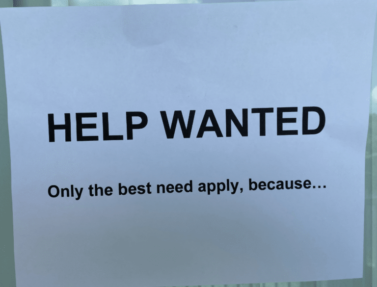 Trouble Recruiting the Best?  Use Your Hiring Competitive Advantages